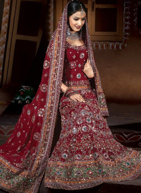 Bridal Wear For Indian Womens   Bollywood Gallery