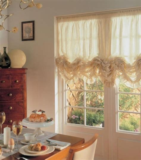 Dining Room Window Treatment Ideas by