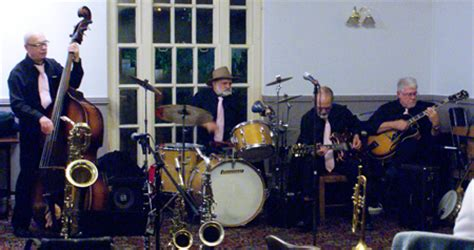 The Band Rockin Chair by Dave Rance S Rockin Chair Band Rocks Peartree Jazz Club Fans
