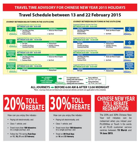 malaysia new year road ban 2015 plan your new year 2015 trip