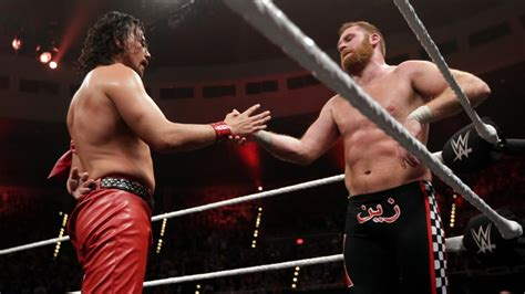 Samy Zayn Nxt sami zayn reflects on his nxt takeover match with shinsuke