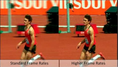 high frame rate higher frame rate television at the 2014 commonwealth