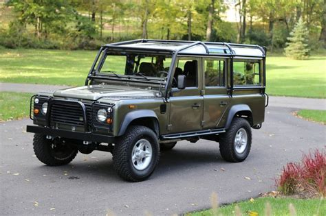 green land rover defender defender 110 willow green land rover defender 90 110