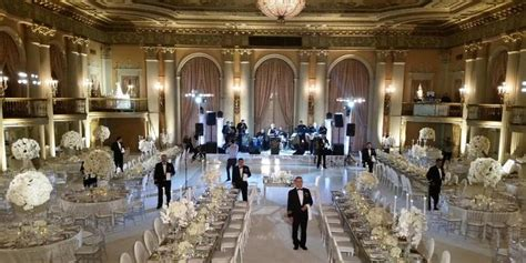 hotel wedding packages los angeles millennium biltmore hotel los angeles weddings