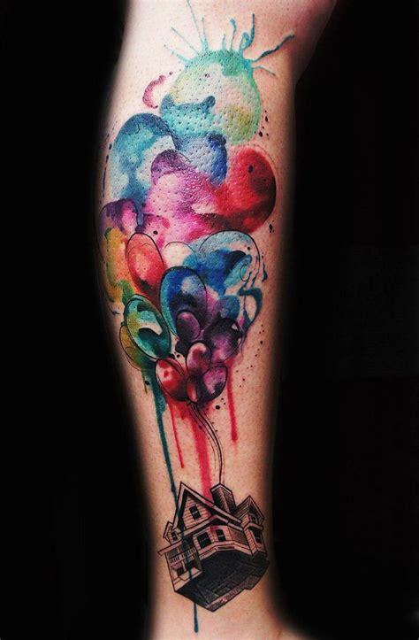 house of tattoo up house arm tattoos house