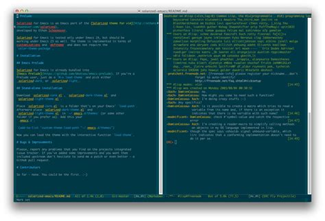 eclipse themes solarized github seato emacs d my personal emacs d used with my