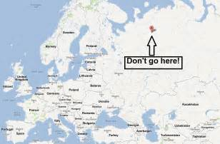 Russia Google Ust Shchuger Russia Cc Google Maps The World Or Bust