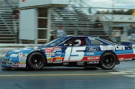 NASCAR: #15 Ford Thunderbird at Wine Country Classic