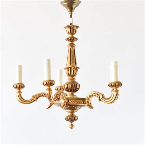 Italian Chandelier Italian Wood Chandelier The Big Chandelier