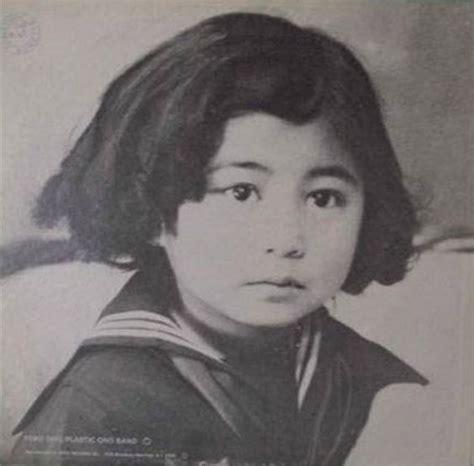 different virginas ono yoko オノ ヨーコ 小野 洋子 young japan late 1930s