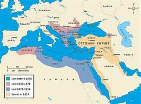 World War 1 Ottoman Empire How Was World War 1 The Straw For The Ottoman Empire Quora
