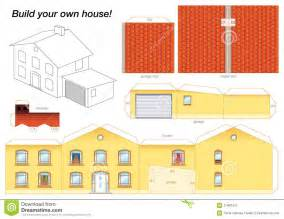 make a 3d house best photos of paper toy house dr house paper toy
