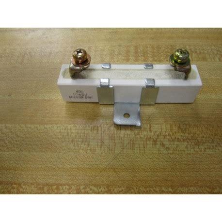 micron electric resistor 40b 10mohmj 40b 10mohmj 40b10mohmj micron 59h ceramic resistor used mara industrial