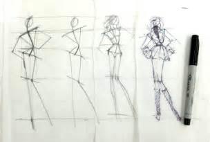 fashion sketch templates the 30 second fashion sketch justine limpus parish s