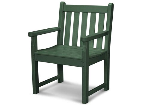 plastic outdoor chair polywood 174 traditional garden recycled plastic dining chair