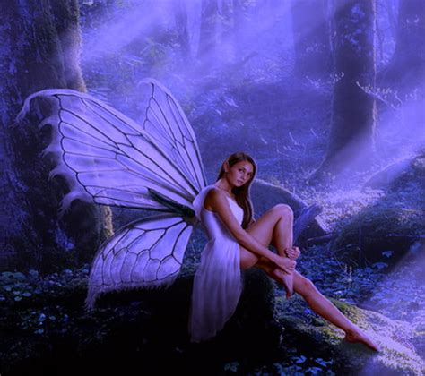 imagenes hadas blancas butterfly fairy fantasy abstract background wallpapers