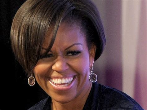 michelle obama haircut did michelle obama get a haircut new bob has folks
