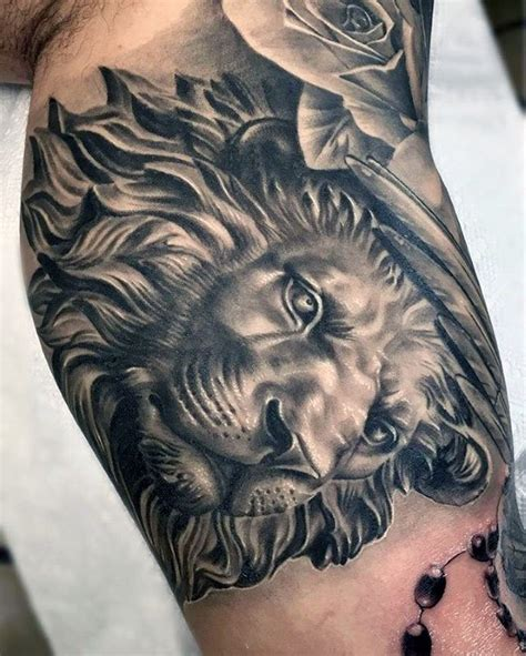 lion statue tattoo statue tattoos www imgkid the image kid has it