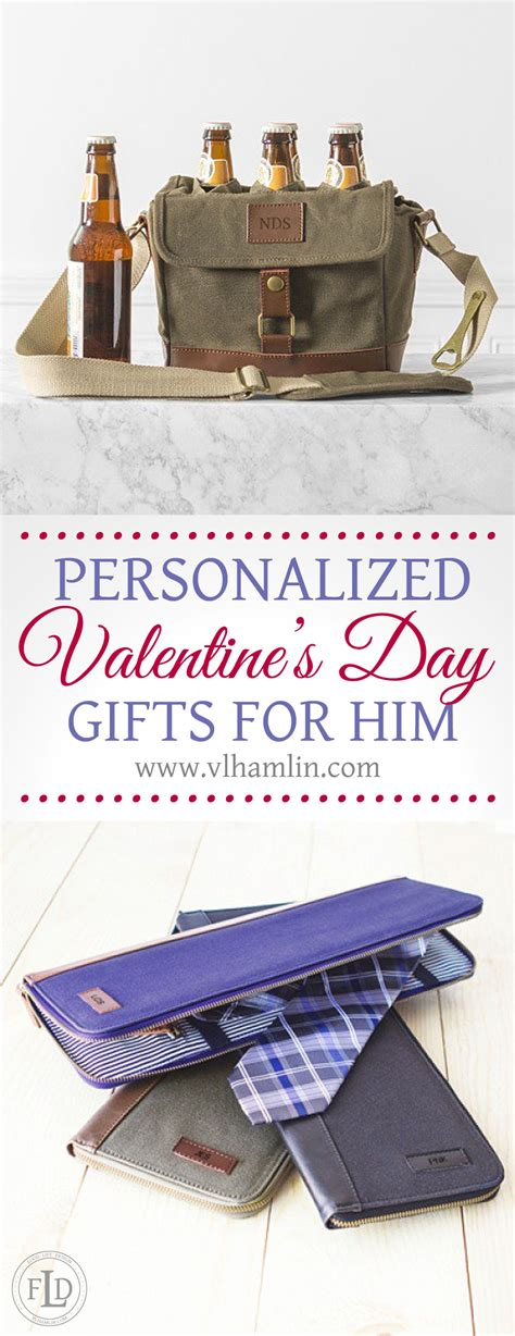 personal valentines gifts for him 10 personalized s day gifts for him food
