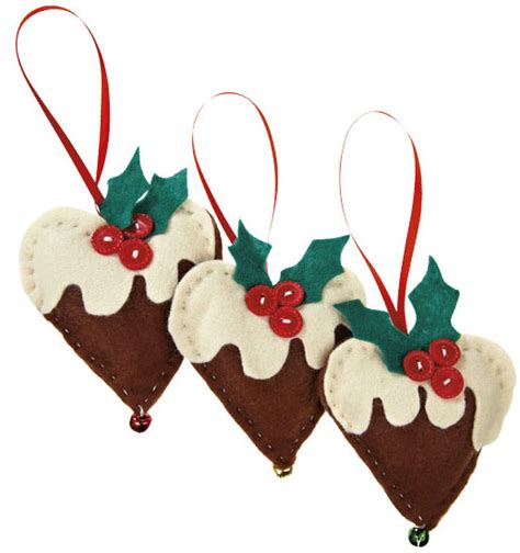 pattern for felt christmas pudding how to sew christmas pudding decorations
