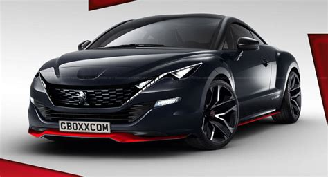 peugeot sports car 2017 we d love to see a new peugeot rcz but sadly it won t