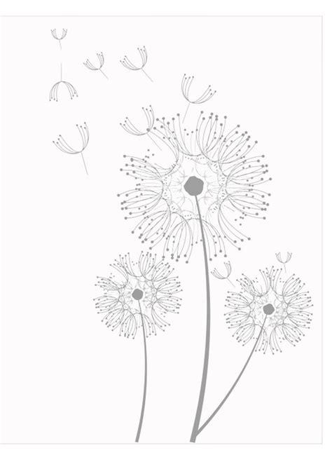 coloring page dandelions coloring pinterest