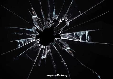 how to join broken glass vector broken glass effect download free vector art