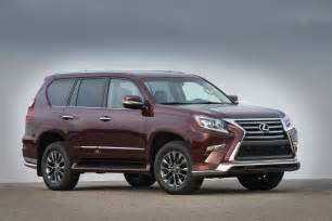 Lexus Gx Used 2018 Lexus Gx Review Ratings Specs Prices And Photos