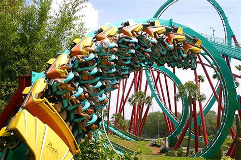 Bush Garden Rides by Kumba Busch Gardens Ta Bay Roller Coasters