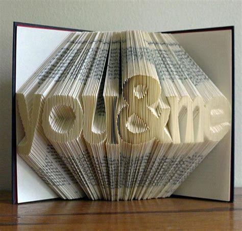 amazingly creative sculptures  folded book paper art