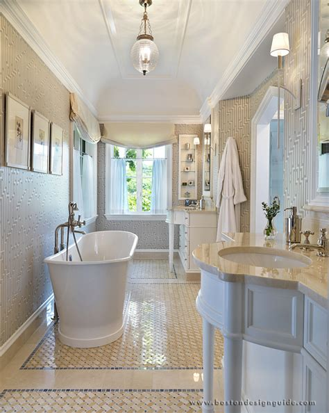Bathroom Design Boston Brookes Hill Custom Builders