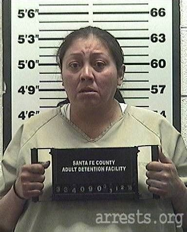 ramona tenorio mugshot   mexico arrest