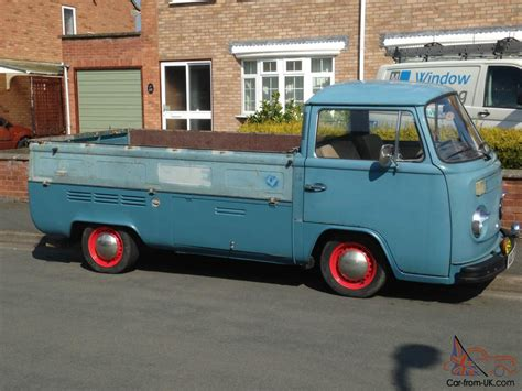 volkswagen pickup slammed vw type 2 volkswagen single cab bay window pick up 1974