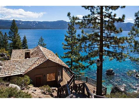 Zillow Lake Tahoe | howard hughes former lake tahoe estate for sale