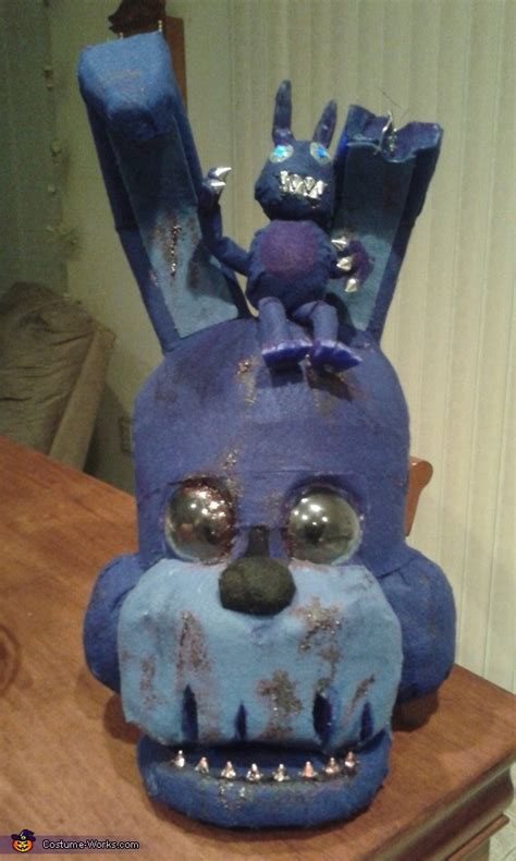 nightmare bonnie costume photo