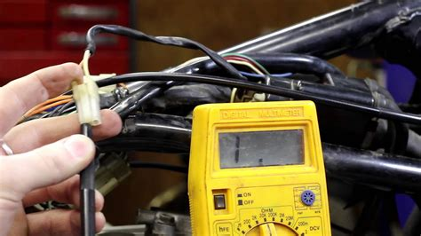 how to test a tv resistor testing your motorcycle coil