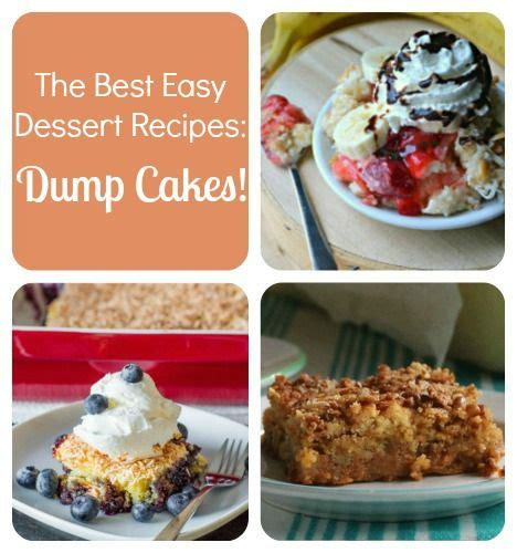 17 best images about dump cakes on pinterest the john dump cake recipes and pumpkin crunch cake