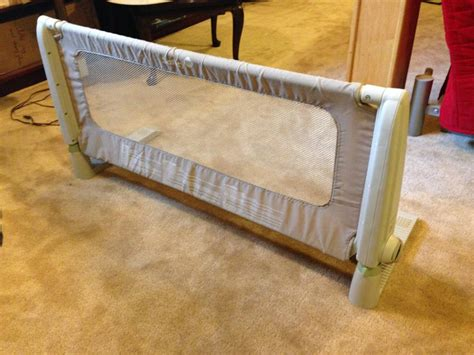 Top Of Mattress Bed Rail by Safety 1st Secure Top Bed Rail Beige Central Ottawa