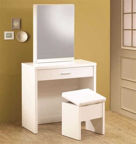 vanity mirror and desk contemporary vanity furniture store chicago