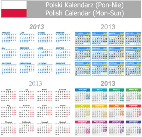 material design calendar vector 4 designer 2013 calendar design 06 vector material