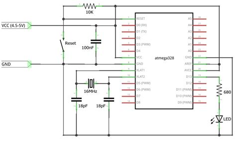 atmega328p wiring diagram k grayengineeringeducation