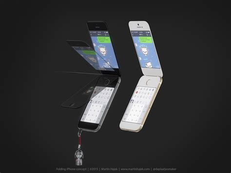 flip a photo on iphone apple flip phone is one of the iphone clamshells done right concept phones