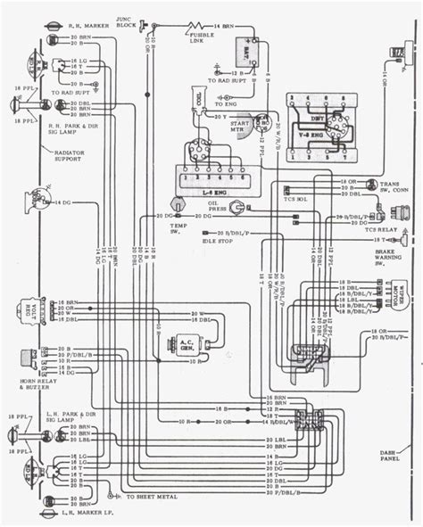 67 camaro wiring diagram wiring diagrams image free