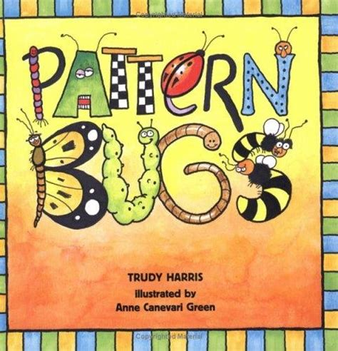 Activities The O Jays And - pattern bug book activities the activity busy boys