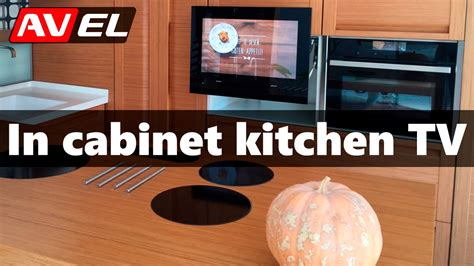 kitchen tv cabinet аlternative to kitchen tv cabinet in cabinet