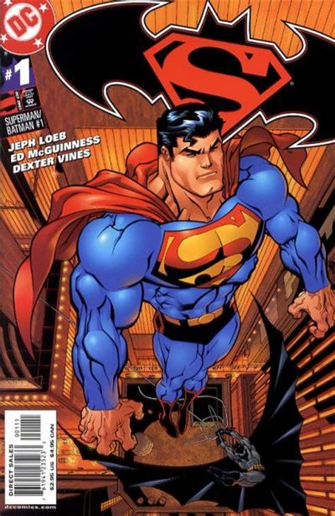 Superman Batman Volume 2 Tp 1 superman batman vol 1 dc comics database
