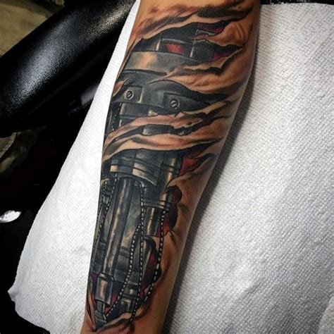 terminator tattoos design 49 spectacular terminator designs that your
