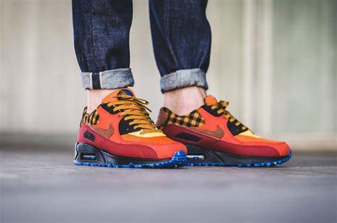 Nike Airmax 90 Premium Quality nike air max 90 cfire colorway sneaker hypebeast