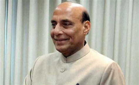 India Home Minister by Rajnath Singh To Address Rallies In Jammu Rajouri On Friday