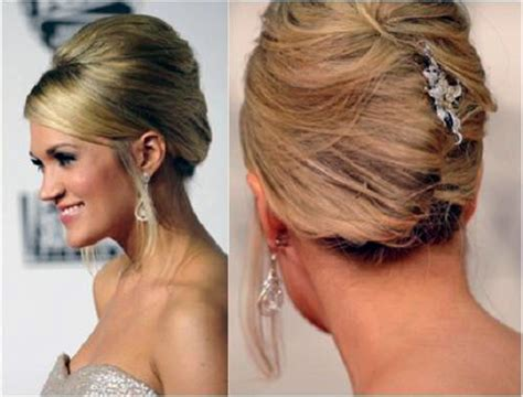 carpet updo hairstyles 2013 pictures fashion gallery